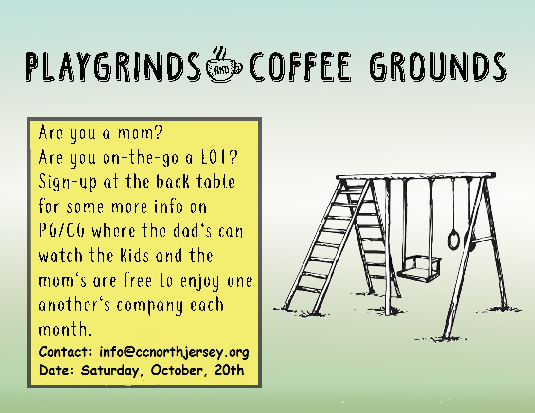 Playgrinds and Coffee Grounds